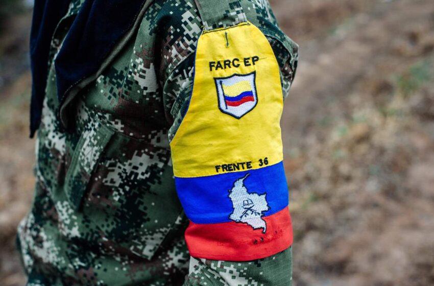 Ordenan captura de cabecillas de disidencias de las Farc por reclutamiento de menores