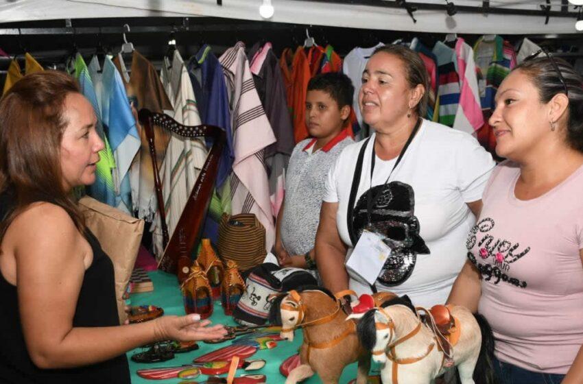 Apoyo a emprendedores acacireños impulsa la reactivación económica