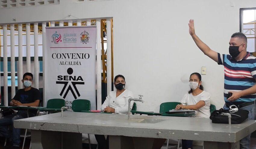 Inscríbase a los programas del Convenio SENA – Alcaldía de Acacías