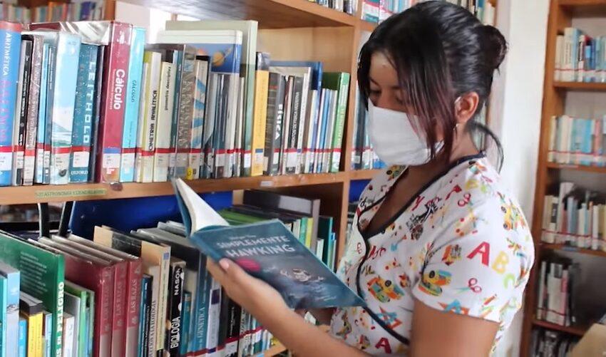 ¿Conoce los servicios gratuitos de la Biblioteca Pública de Acacías?