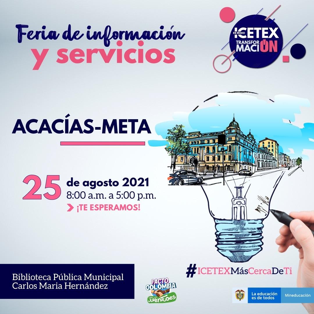 Feria de información y servicios