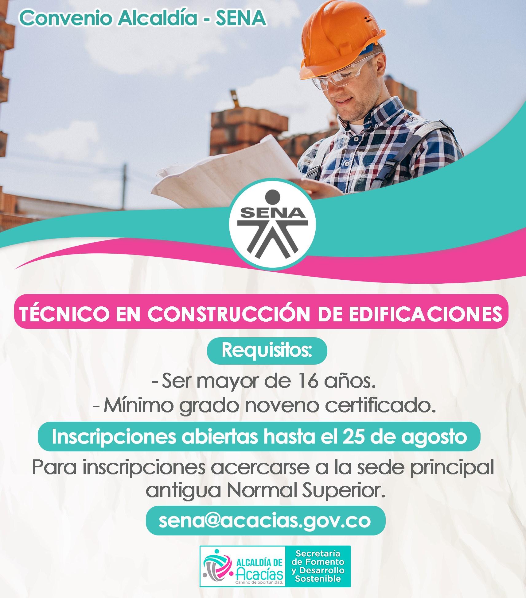 Técnico en Construcción de Edificaciones