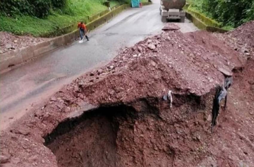 Hasta un mes podría estar cerrada la antigua vía Bogotá-Villavicencio