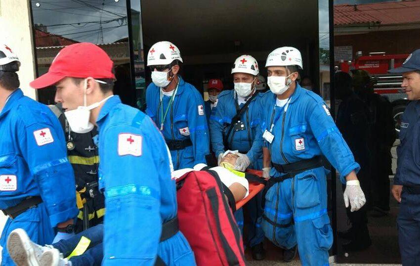 Este 7 de octubre, simulacro nacional de respuesta a emergencias