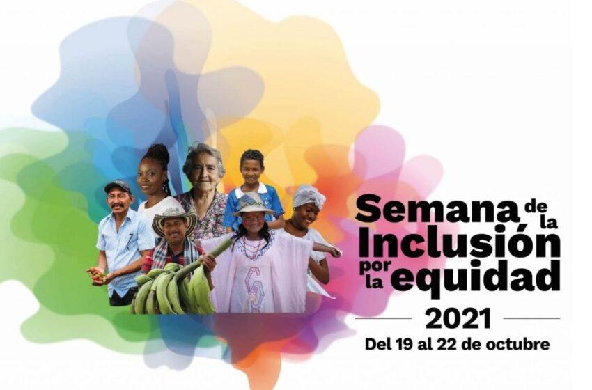 Hasta este 22 de octubre Prosperidad Social conmemora la Semana de la Inclusión